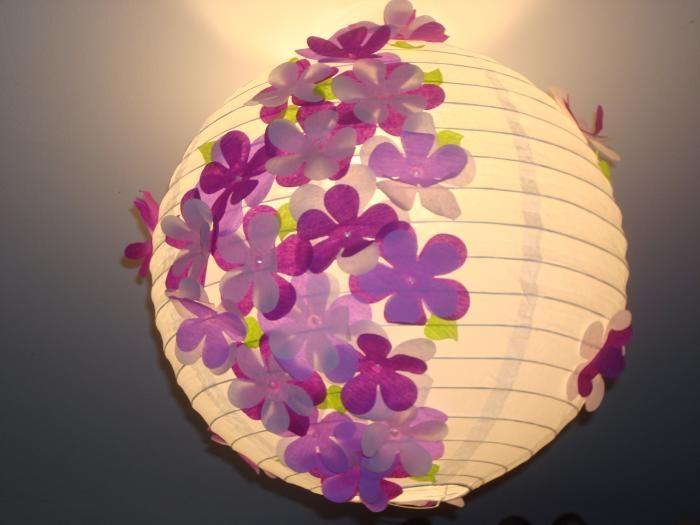 papier cr pon boule chinoise origami paper lanterns. Black Bedroom Furniture Sets. Home Design Ideas