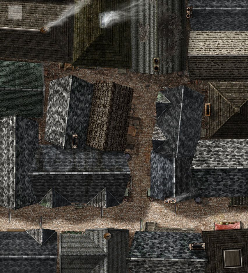 City Alley by hero339 on deviantART