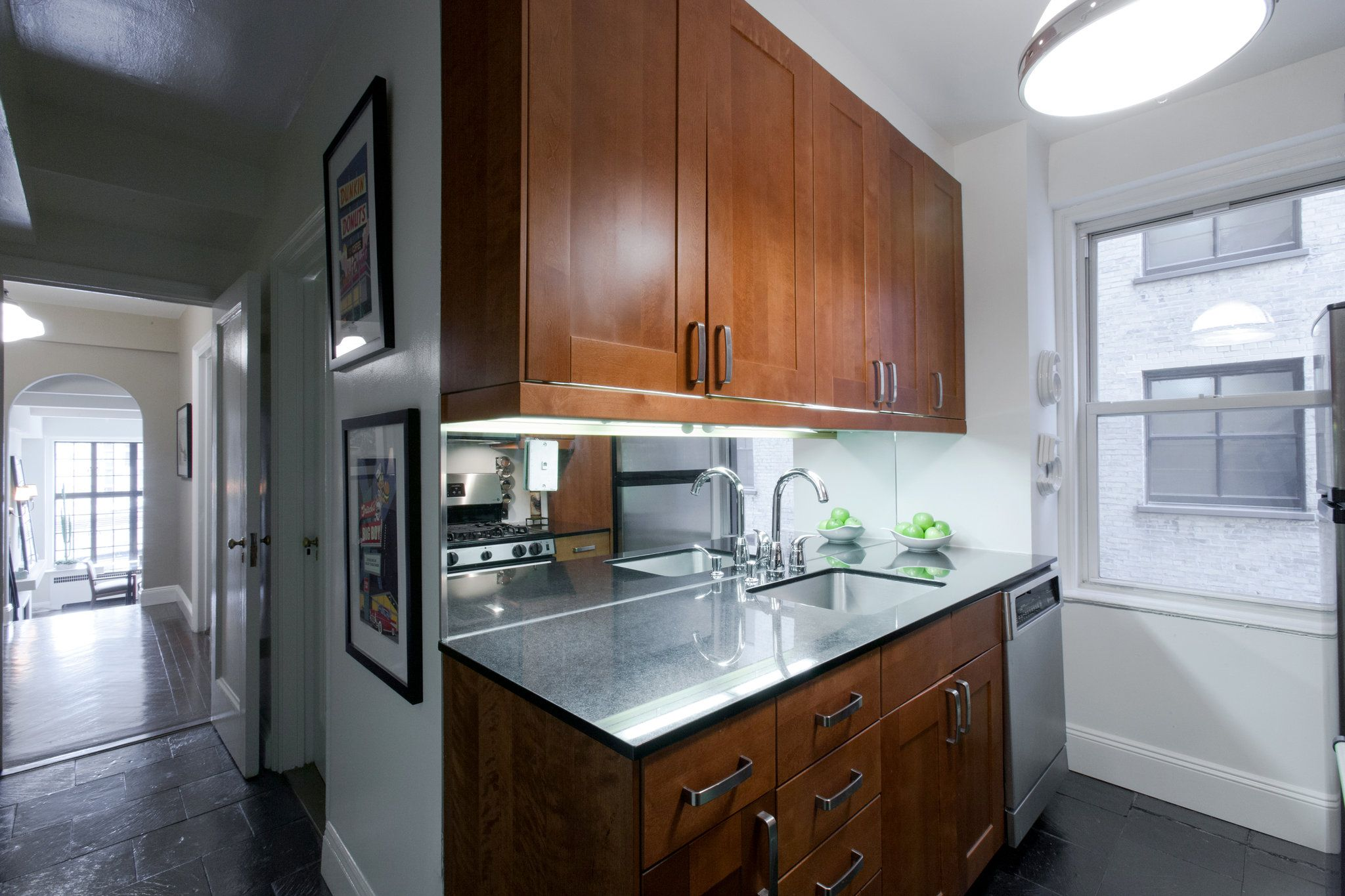 On the Market in New York City | Galley kitchens, Home ...