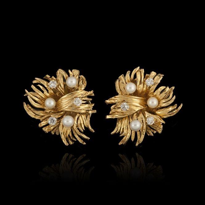 #dualshine  gold earrings#earrings dualshine#dualshine.com