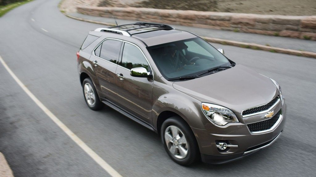 2012 Chevy Equinox Crossover Suv Shown In Mocha Steel Metallic With Sunroof Chevy Equinox Chevrolet Equinox Chevrolet
