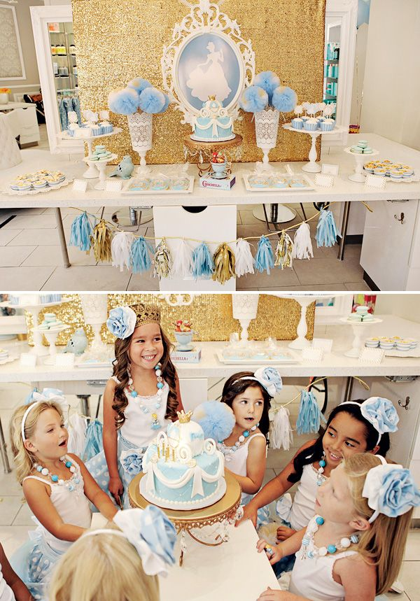 Cinderella Party Favors On Pinterest
