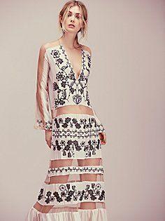 Niccola Maxi Dress