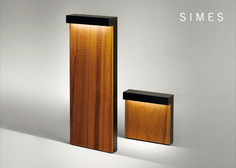 Matteo thun disegna la nuova collezione wood per simes light nel