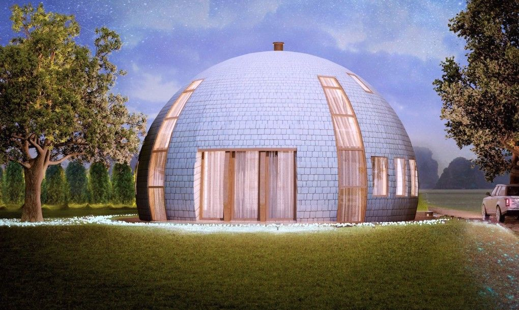 Skydome House Dome House Dome Home Monolithic Dome Homes