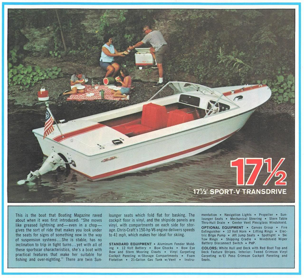 1968 Corsair 17 1 2 Sport V Transdrive 1081 Total Boats Built 1963 1968 150 Of Them In 1968 Length 17 9 Beam 7 5 Boat Free Boat Plans Chris Craft Boats
