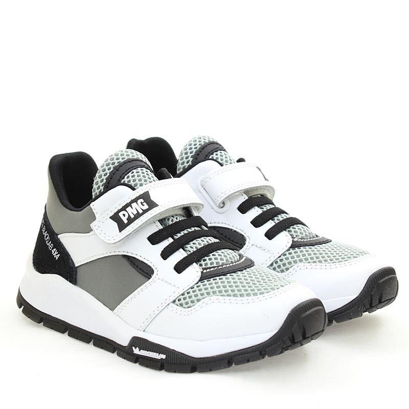 Primigi 5440733 Buty Adidasy Sneakersy Dla Dzieci Bialy Footwear Saucony Sneaker Sneakers