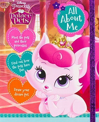 Palace Pets All About Me Parragon Books 9781472396259 Amazon Com Books Disney Princess Palace Pets Princess Palace Pets Palace Pets