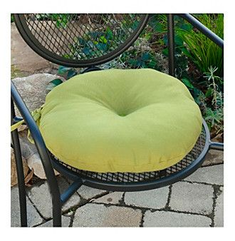 round bistro chair cushions