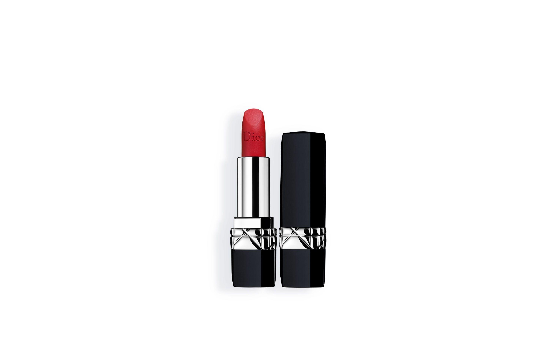 Lipstick || Rouge Dior- 999 (Matte)