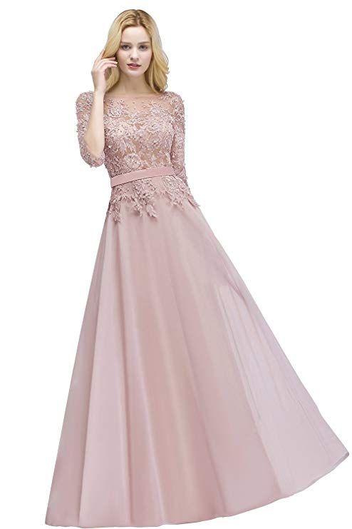 MisShow Abschlusskleider Abendkleid elegant für Hochzeit ...