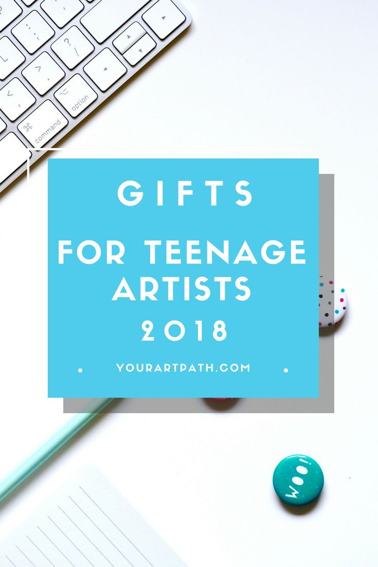 Best Gifts For Teenage Artists Unique Creative People 2018 6 Big Ideas And 30 Art Tweens Teens