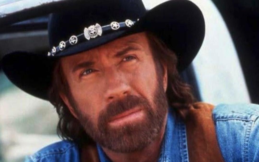 Chuck Norris Action Hero Of The Faith Walker Texas Rangers Chuck Norris Chuck Norris Facts