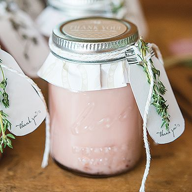 Mini Mason Jar With Lid
