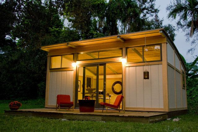 Miami company makes tiny ecofriendly houses big on style Business