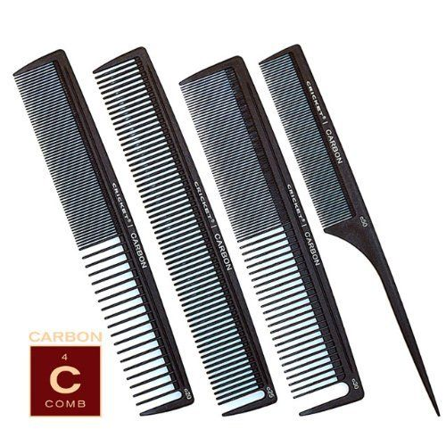 Cricket Stylist Carbon Combs Why Because My 4c Hair Have Snap Many Of Combs Wide Tooth Combing Then Fine Tooth Crazy Hair Days Lip Hair Hairstylist Quotes