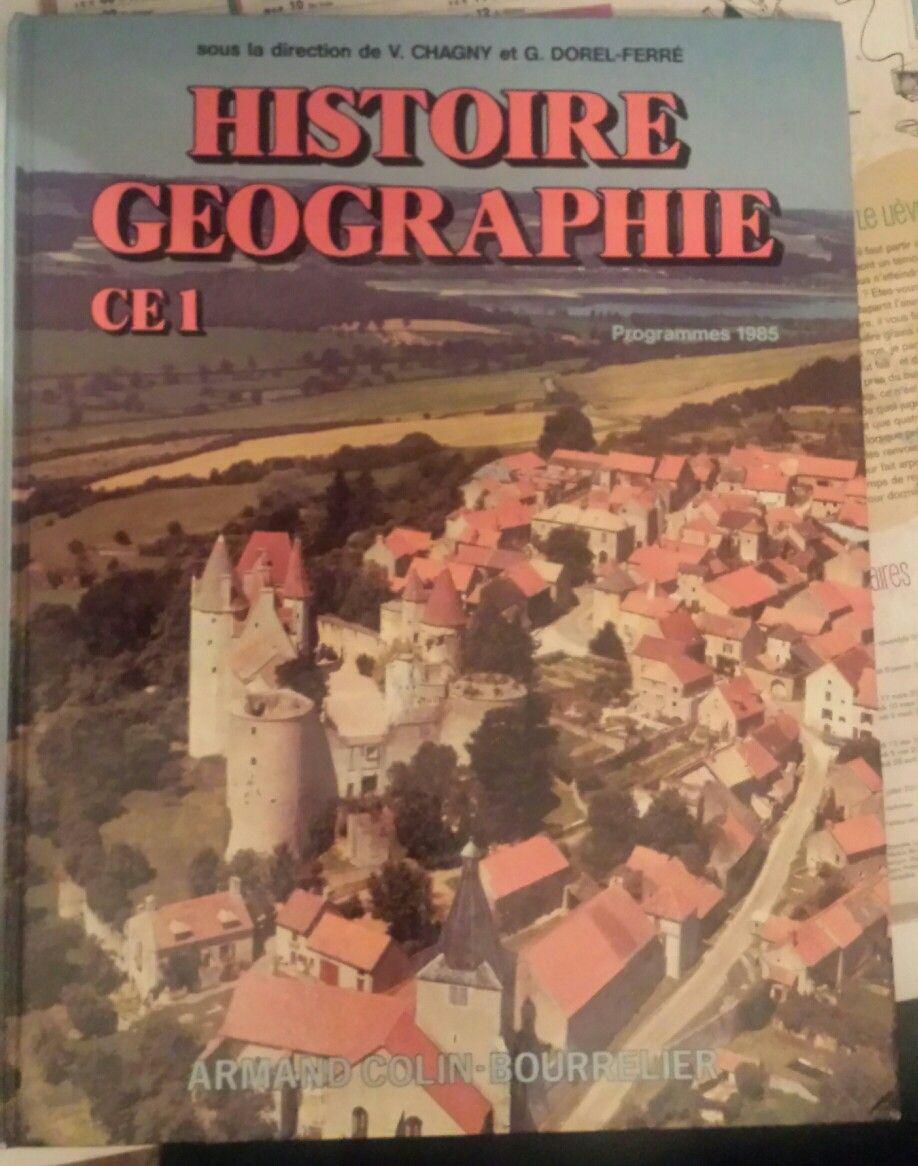 Histoire Geographie Ce1 Histoire Geographie Geographie Ce1