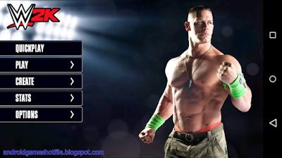 WWE 2K v1 1 8117 Mod Apk (Offline+All Characters Unlocked) | latest