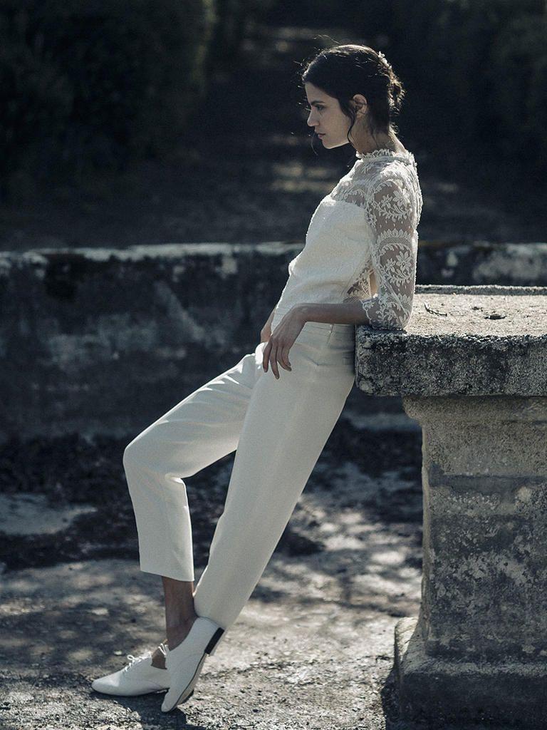 Laure de sagazan collection undone elegance inspired by jane