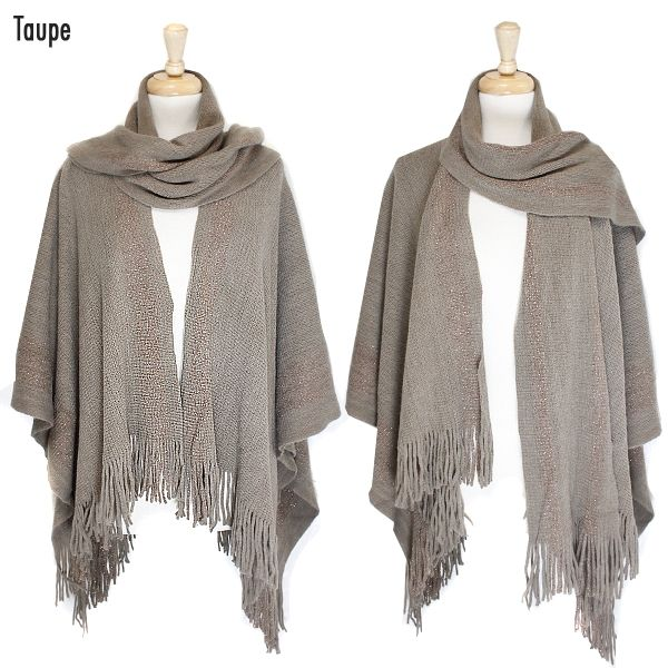 Photo of Wholesale scarves, ponchos, Fashion Jewelry