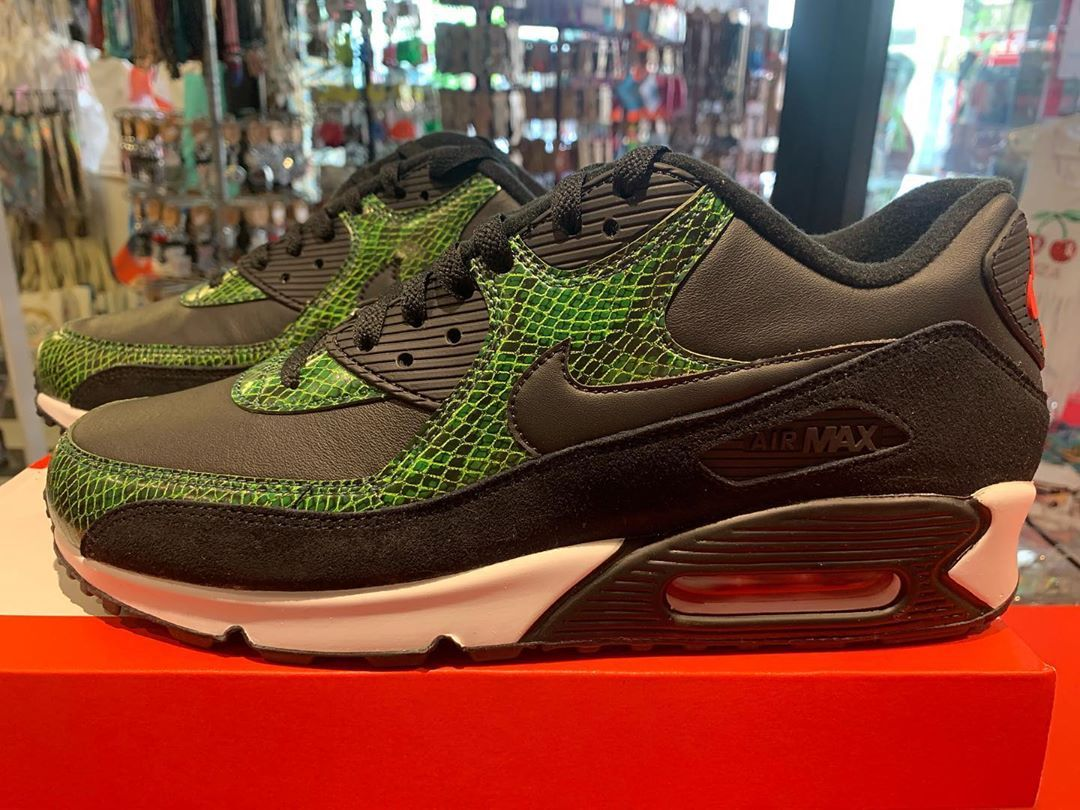 topowe marki sklep gorące nowe produkty Nike Air Max 90 Snake Skin..Bonitas!!!#nike #nikeairmax ...