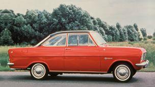 Opel - 1962 - Opel Kadett A, 1962–1965.