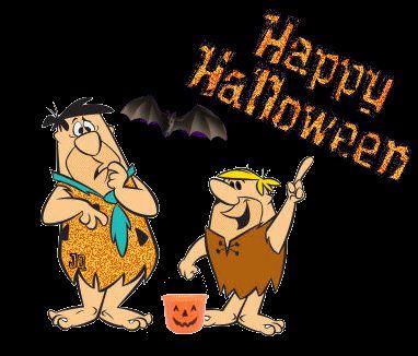 halloween - Halloween Flintstones