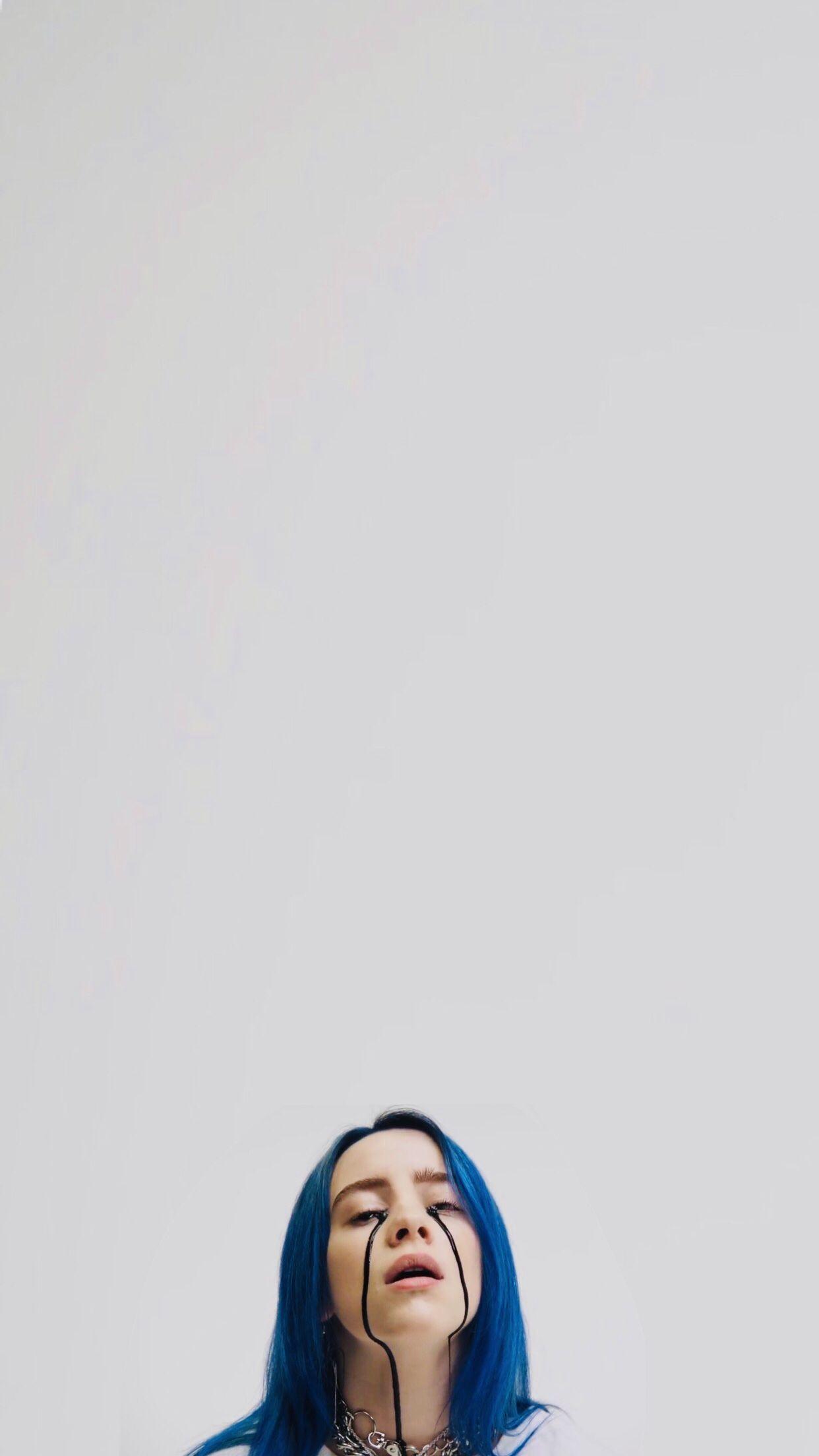 Billie Eilish Creepy Wallpaper For Iphone Android New 2019 Billie Billie Eilish Icon