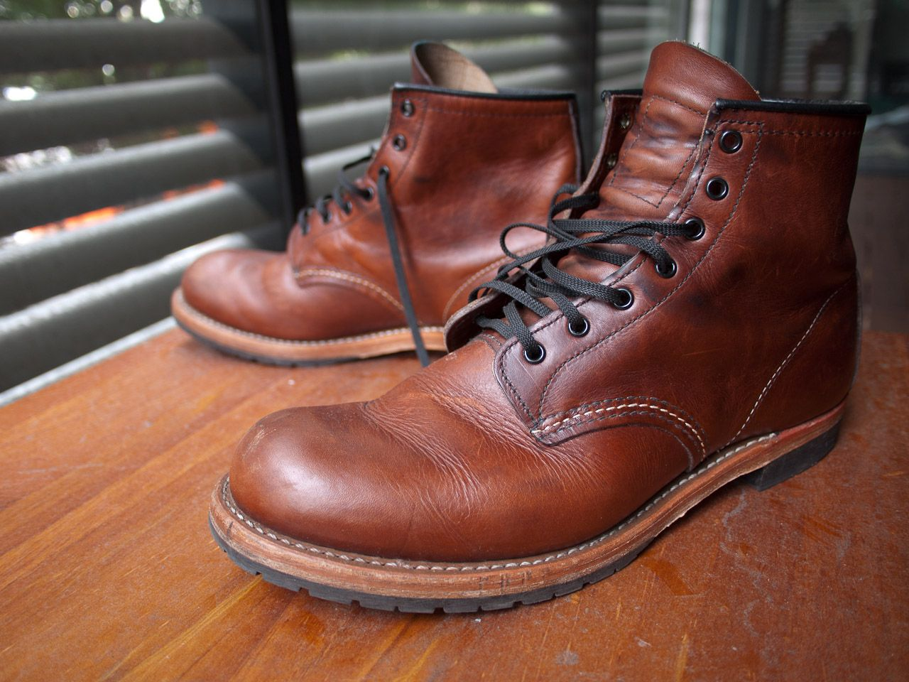 Redwing is the best work boot out! | On Feet | Pinterest
