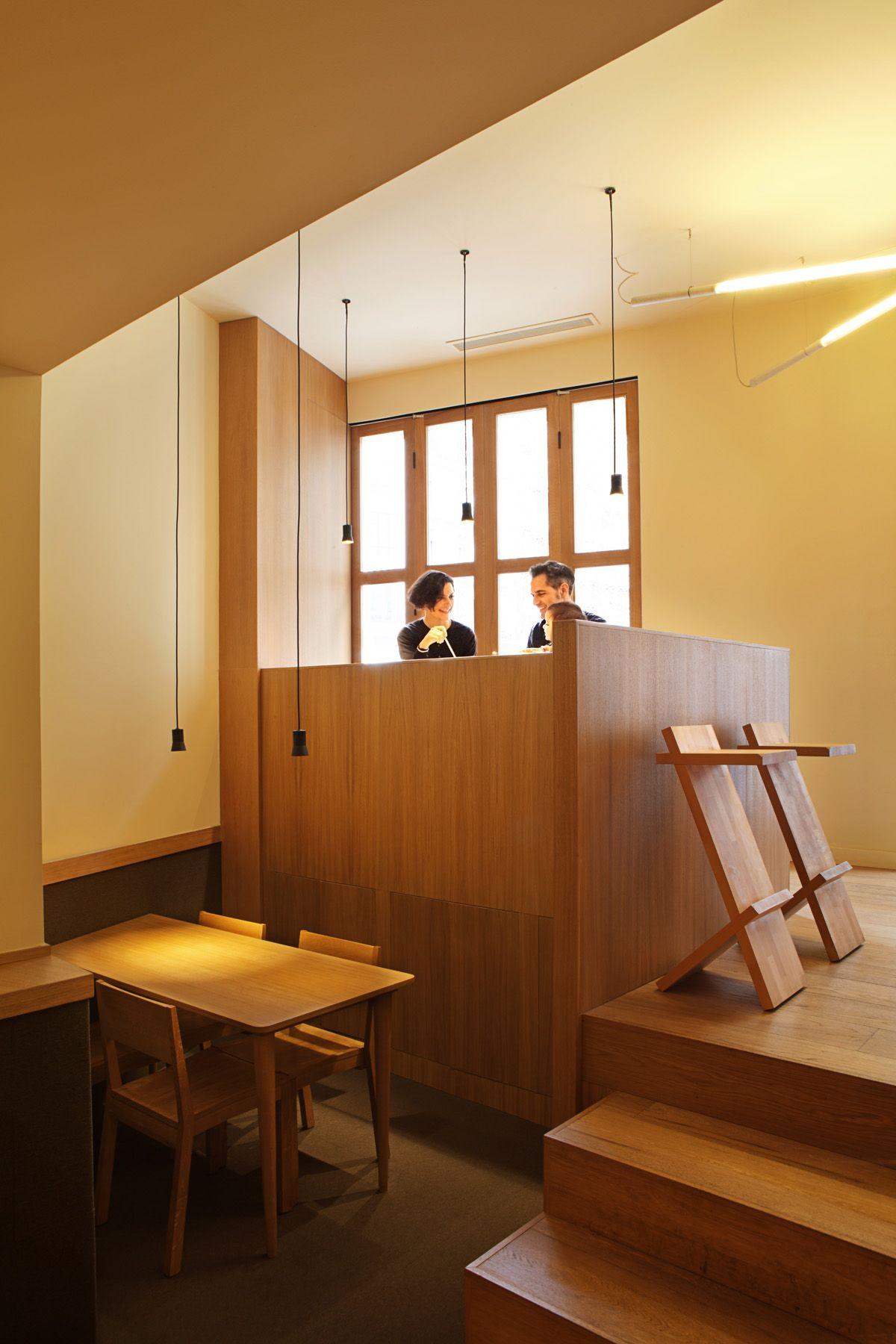 Miel Arquitectos > Restaurante AIUEnO Loft design