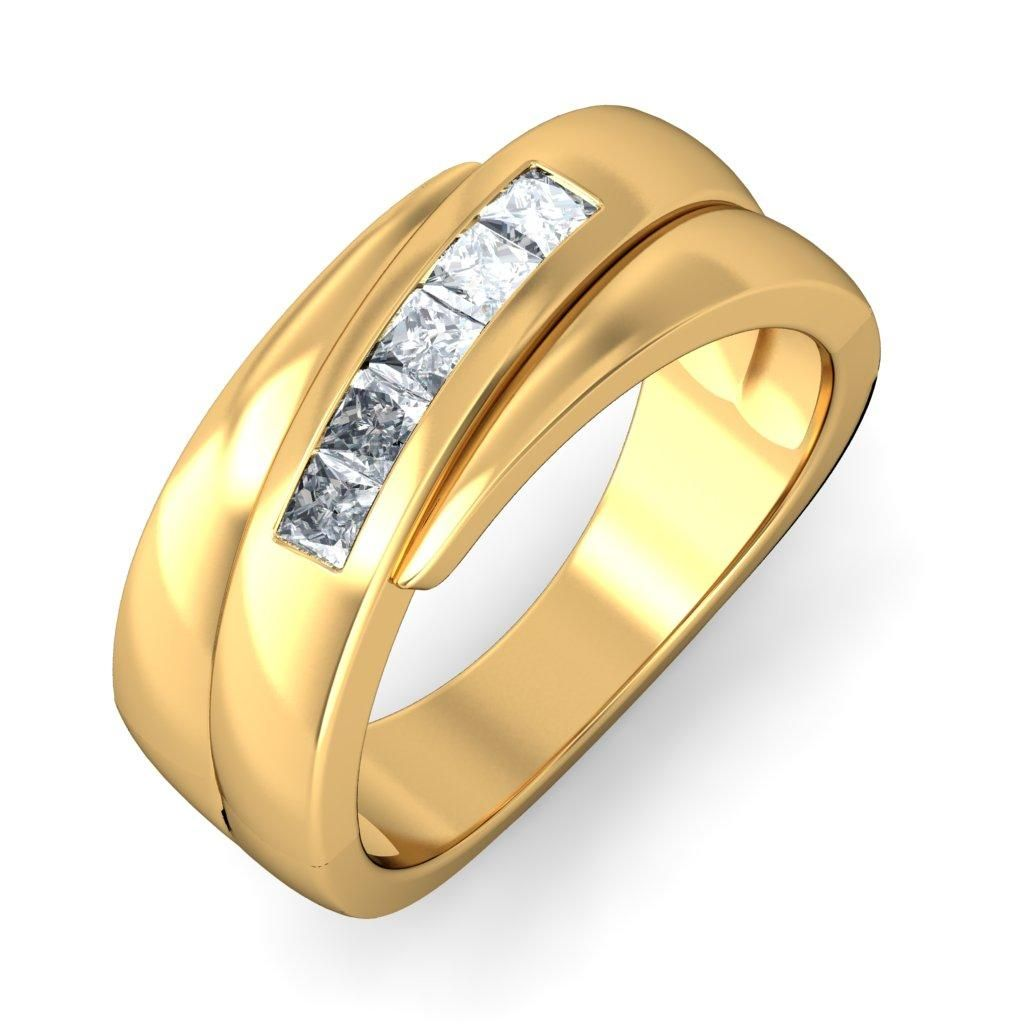 Indian Gold Ring Designs - http://www.inspirationsofcardiff.com ...