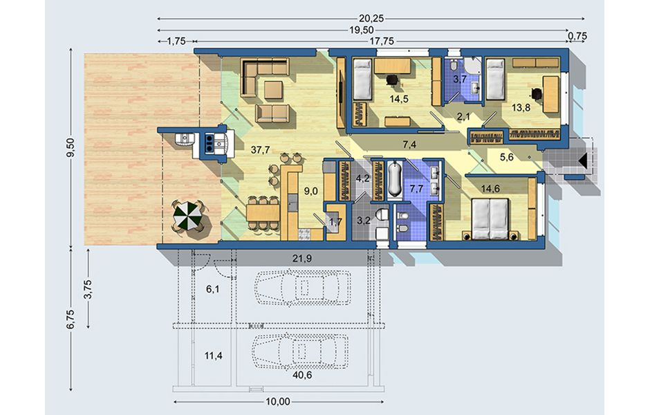 To Realization House Project Vila 1453 Page) You Get A Free Itemized Budget.