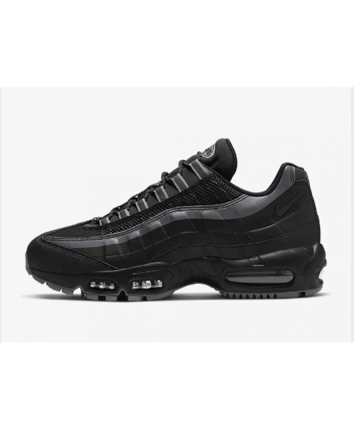 nike air max 95 winter sneakerboot nero