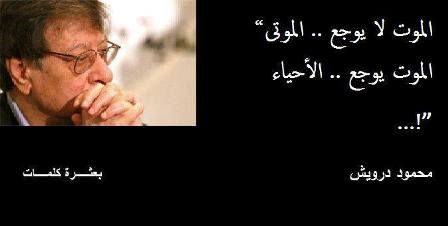 الموت لا يوجع الموتى إنه يؤلم الأحياء الذين يخلفونهم ورائهم Quotations Words Arabic Quotes