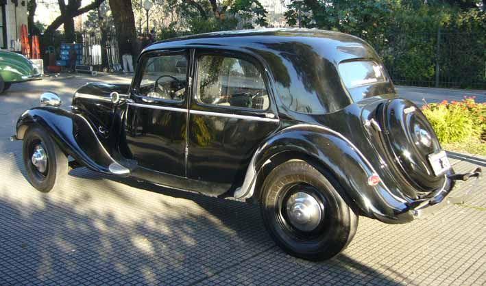 1947 - Citroën 11 Ligero