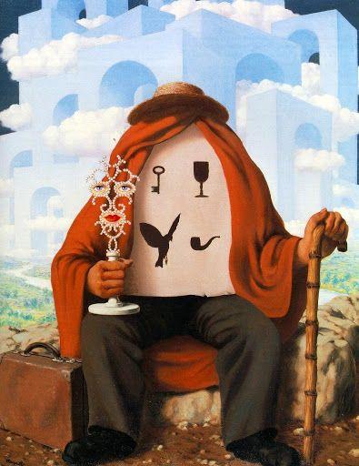 Rene Magritte Le Liberateur