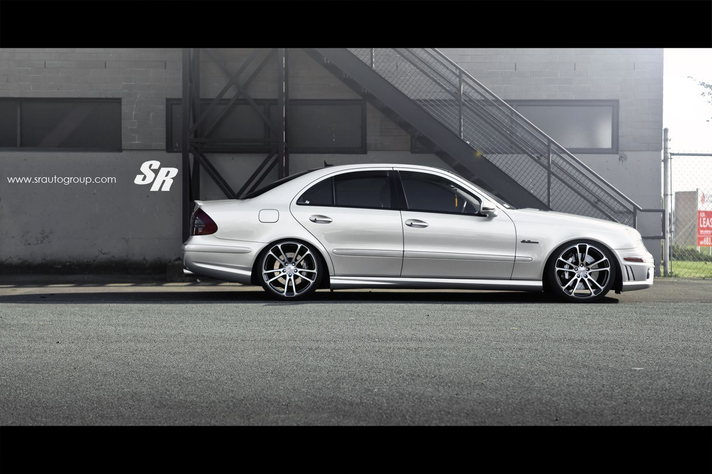 CEC c882 on E63 AMG. sytle.