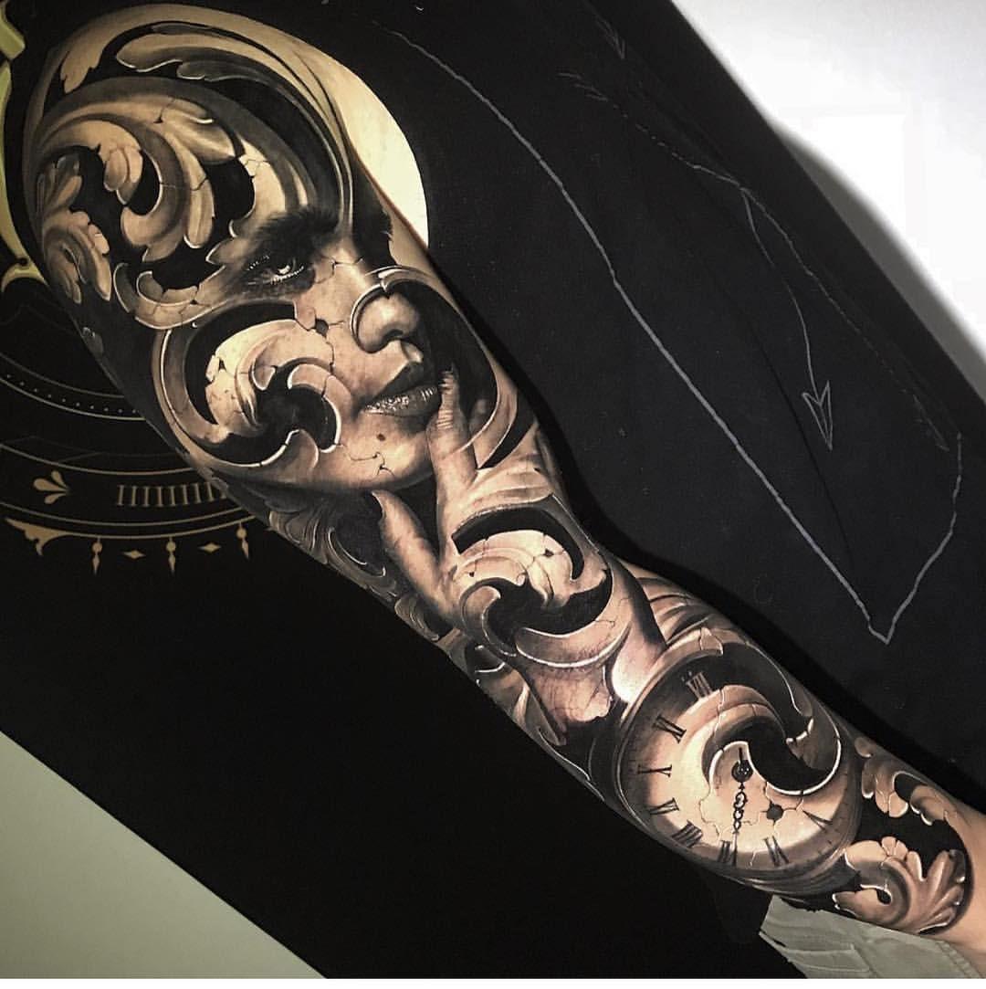 B G Tattoo Artwork Artist I Filigree Tattoo Forearm Script
