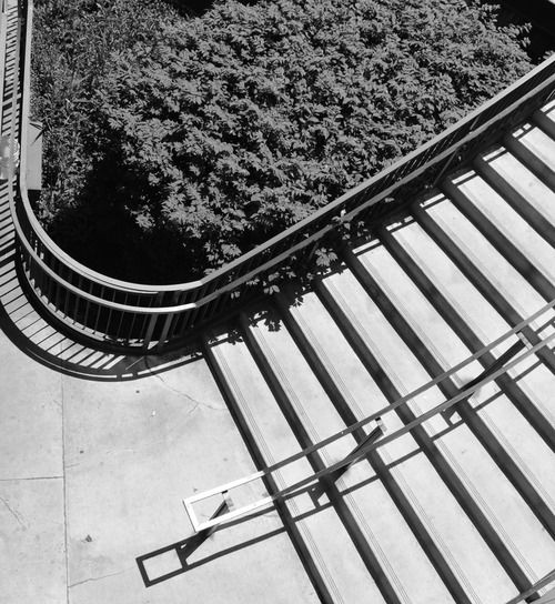 stairs, Millennium Park The Loop, Chicago Nikon D5100, ISO 100, 18mm, f/8, 1/200 sec s b dragoo image-and-light.tumblr.com