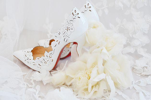 Brides: Marchesa's Spring 2016 Wedding Dress Collection Inspiration