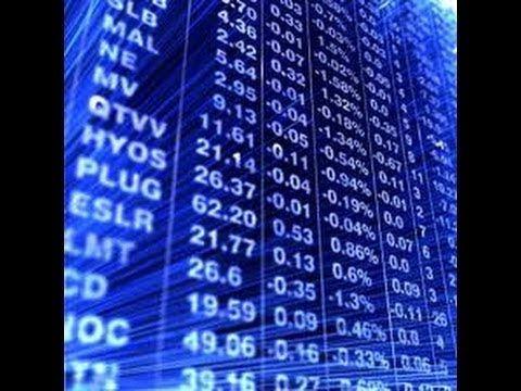 Pre market data forex