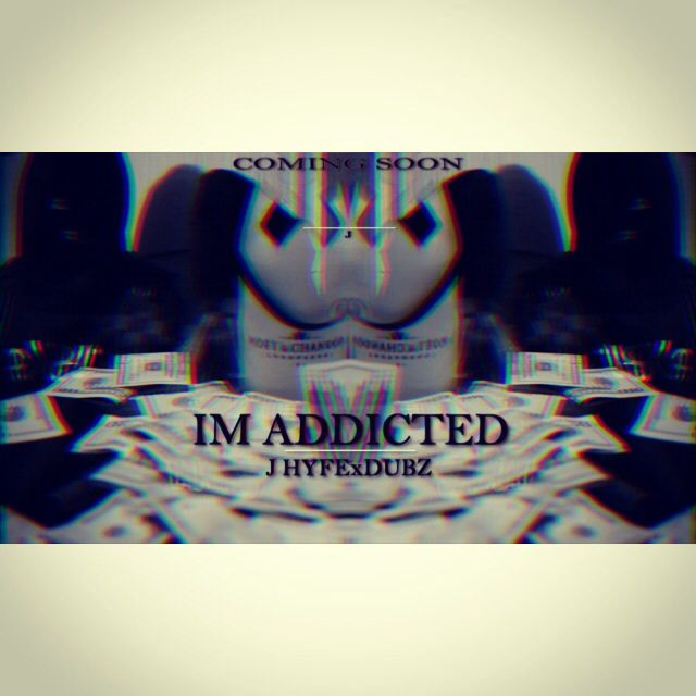 NEW MUSIC VISUAL COMING SOON! Im Addicted feat. Dubz from the Mercenaries #jhyfe #tuskxgi #pdx