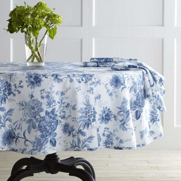20 round tablecloths for summer entertaining for the home white rh pinterest com