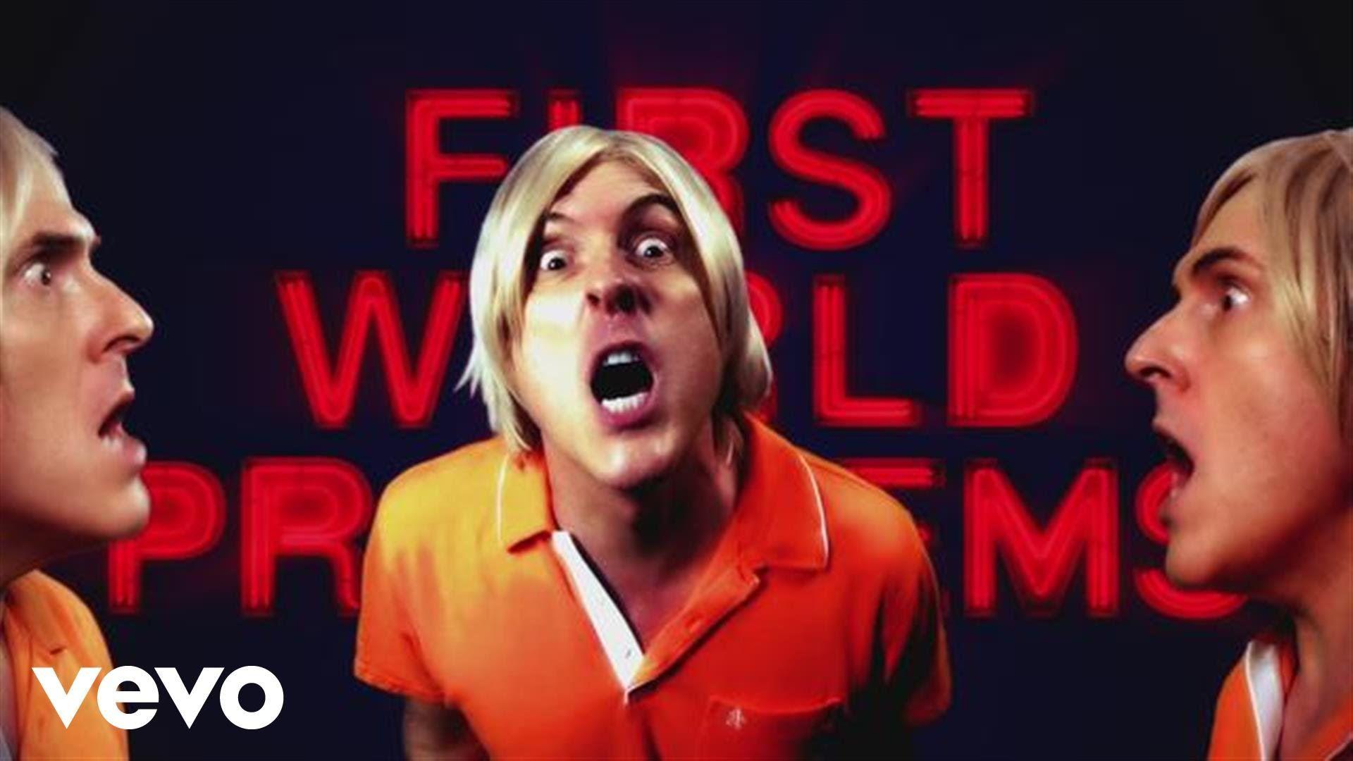 """Weird Al"" Yankovic - First World Problems - YouTube"