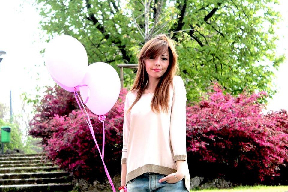 Daily outfit: me, i palloncini, il rosa e Sofia Coppola