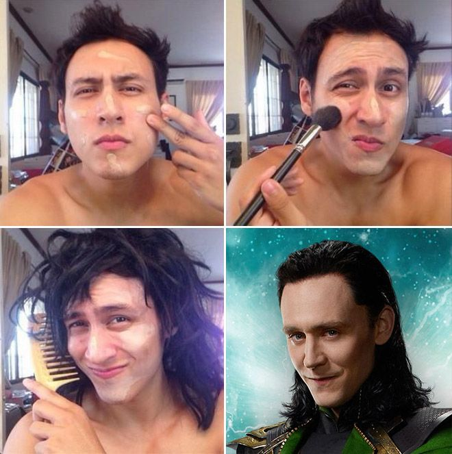 Most Amazing Makeup Transformations Ever