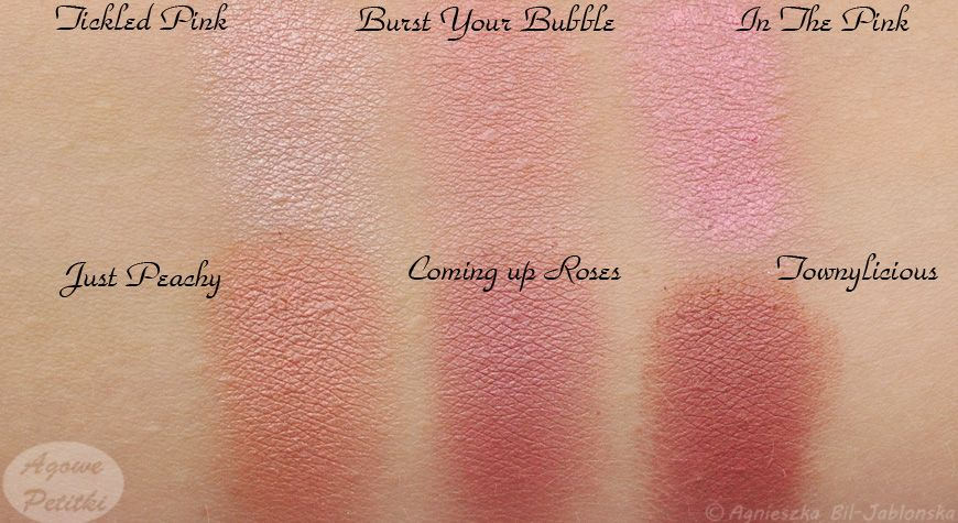 Organic Beauty Products >> Lily Lolo Pressed Blush Swatches | Natural Beauty Products | Pinterest | Swatch, Makeup and ...