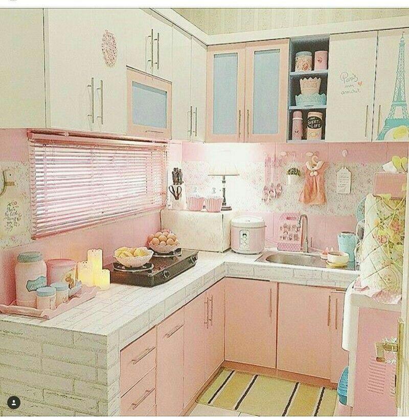 vintage pink kitchen pink kitchen decor pastel kitchen pink kitchen on kitchen decor pink id=15793