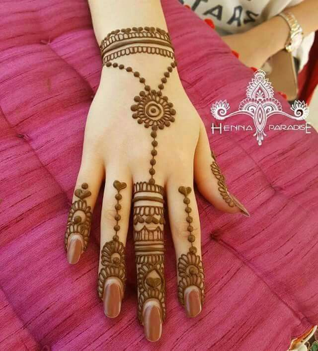 Pin by Umme Mohammad on I like Mehndi