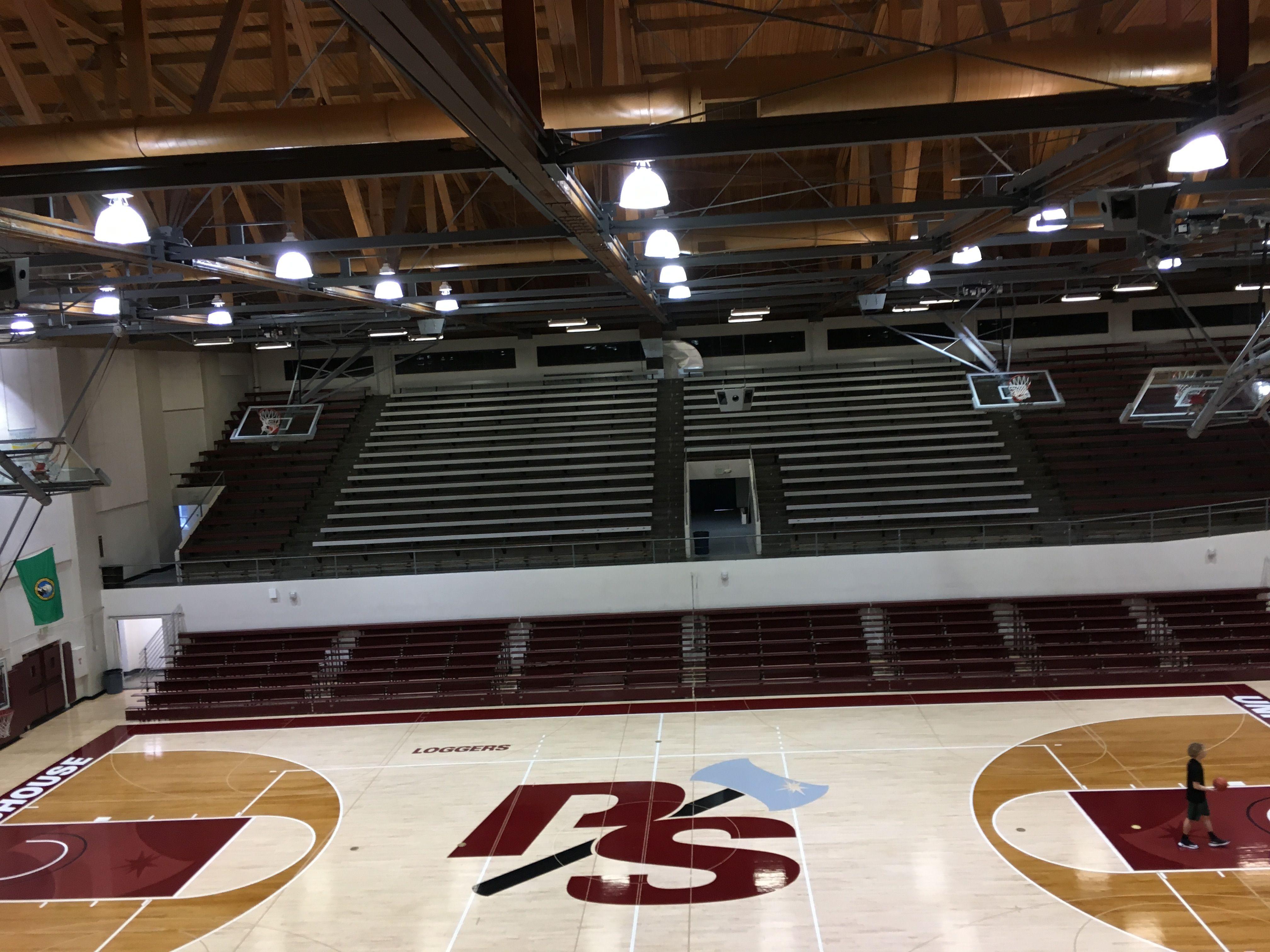 Memorial Fieldhouse University Of Puget Sound Tacoma Washington Sports Puget Puget Sound